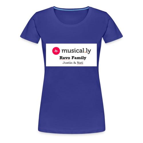 Ravo Family - Frauen Premium T-Shirt