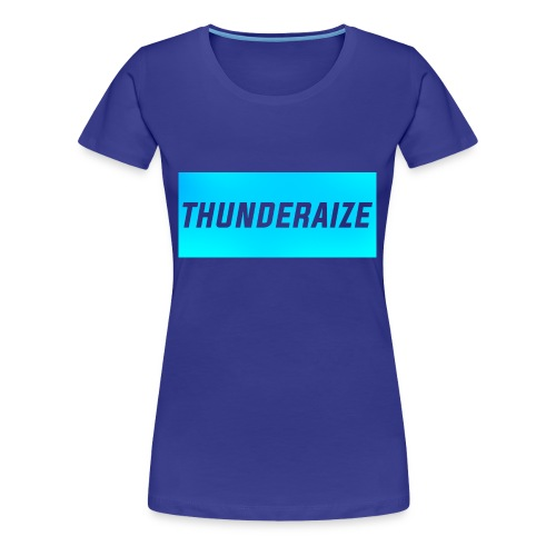 Thunderaize Original - Women's Premium T-Shirt