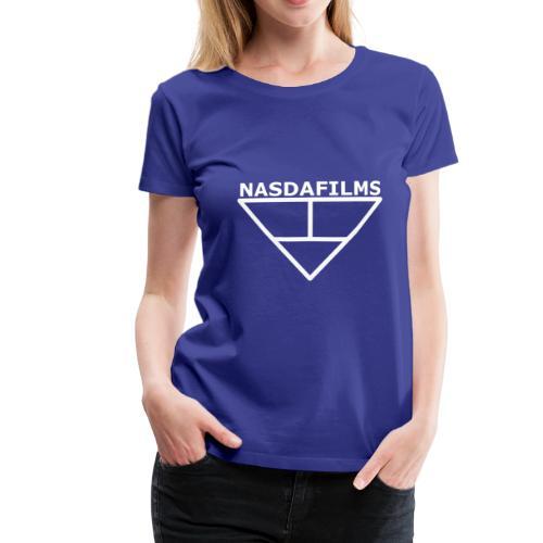 NASDAFILMS - Frauen Premium T-Shirt