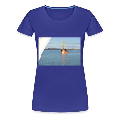 Fischkutter - Frauen Premium T-Shirt