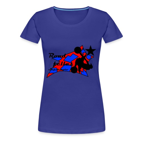 Roadfellas Crew - Frauen Premium T-Shirt