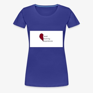 Heart Art Logo - Frauen Premium T-Shirt