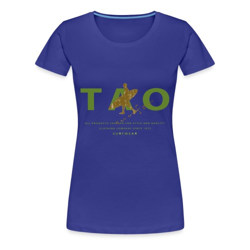 taosurfer_army - Frauen Premium T-Shirt