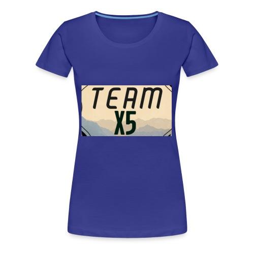 7BB71DB1 43D4 4F7A A954 605057A72CA5 - Women's Premium T-Shirt