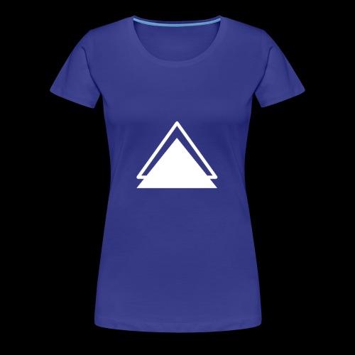 Triangulos luxior - Camiseta premium mujer