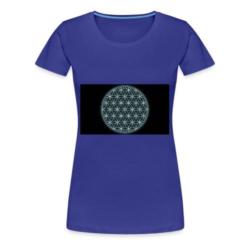 flower of life - Vrouwen Premium T-shirt