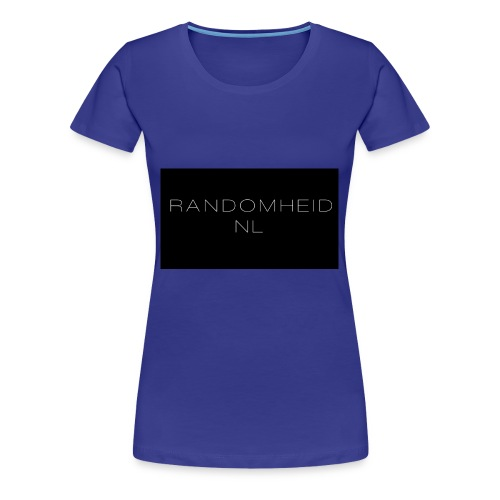 RandomheidNL trui - Vrouwen Premium T-shirt