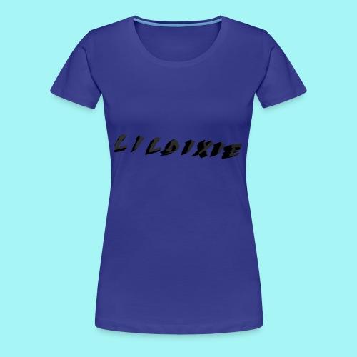 Martyric Logo Design Top Right - Women's Premium T-Shirt