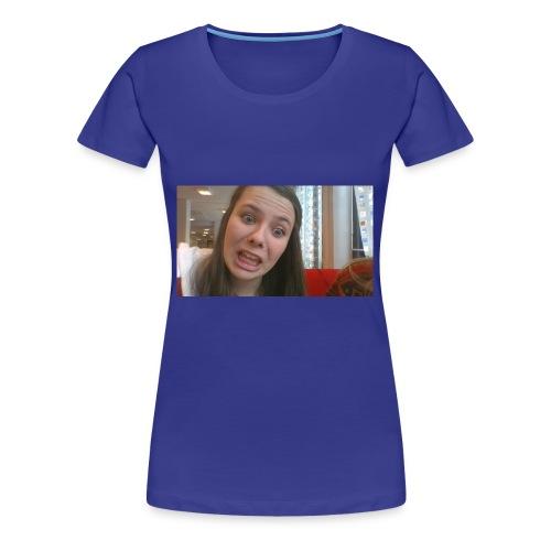 C-edition - Premium T-skjorte for kvinner