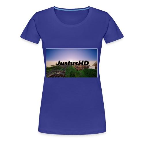 JustusHD - Frauen Premium T-Shirt