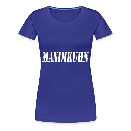 maximkuhn - Vrouwen Premium T-shirt