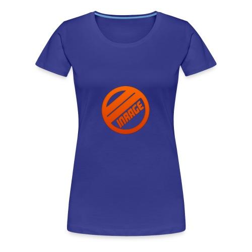 inRage Kollektion - Frauen Premium T-Shirt