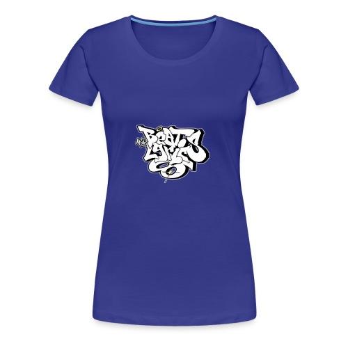 BEATS & LYRICS - Frauen Premium T-Shirt