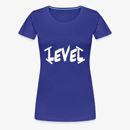 LEVEL - Vrouwen Premium T-shirt