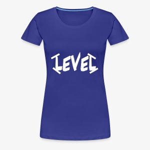 LEVEL - Vrouwen Premium T-shirt