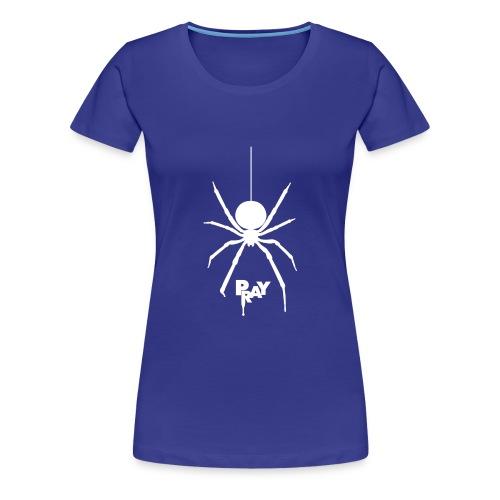 pray_white - Women's Premium T-Shirt