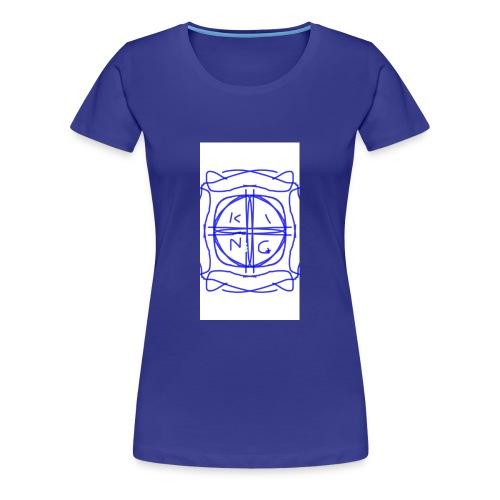 Kingzubehör - Frauen Premium T-Shirt