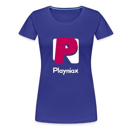 Playniax - Vrouwen Premium T-shirt
