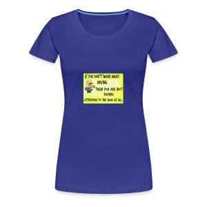 FB IMG 1521031393467 - Women's Premium T-Shirt