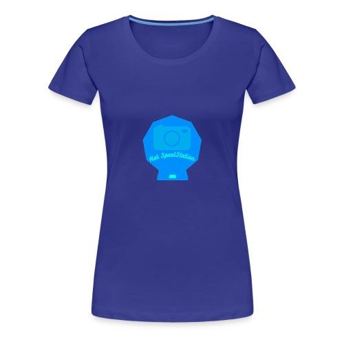 Het_Speelstation_logo - Vrouwen Premium T-shirt