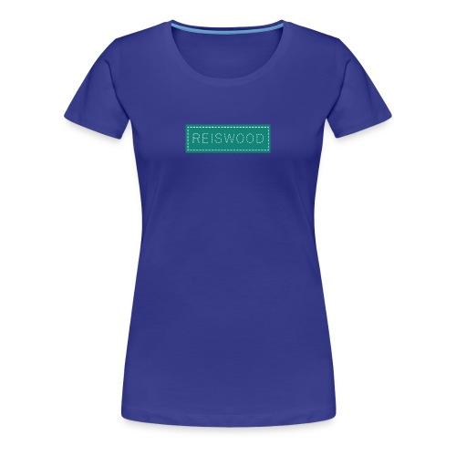 reiswood - Frauen Premium T-Shirt