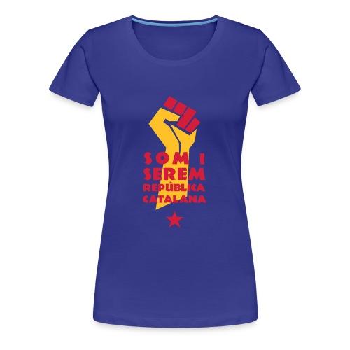 somiserem - Camiseta premium mujer