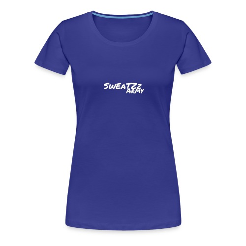 SwEaTZz Army Merch - Frauen Premium T-Shirt