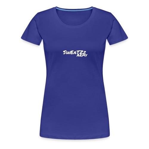 SwEaTZz Army Merch - Frauen Premium T-Shirt