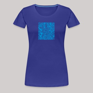 SO S1D3 - Vrouwen Premium T-shirt