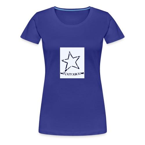 315556BD B7F2 4454 B36C 7470B9DAD5FC - T-shirt Premium Femme