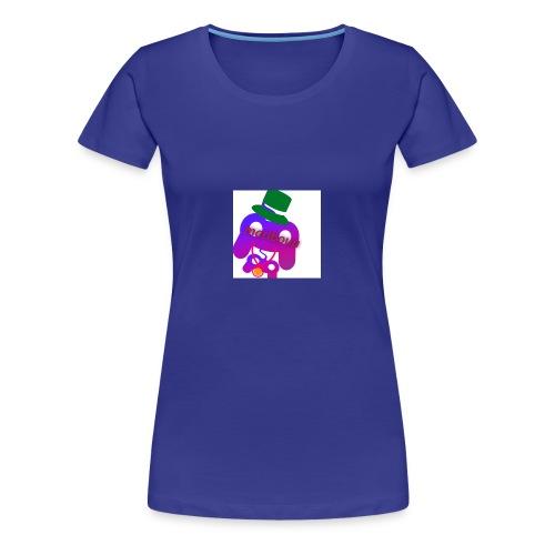 MyLogoArt2018010318454 - Vrouwen Premium T-shirt