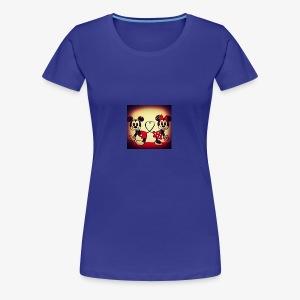 hk - T-shirt Premium Femme