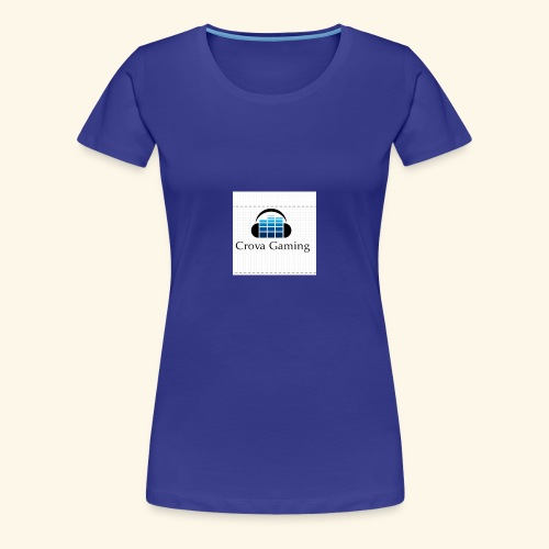 Crova Gaming Merch - Women's Premium T-Shirt