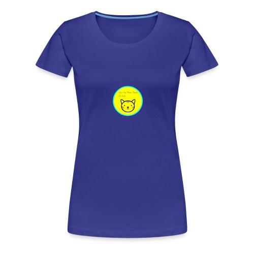 logo tee shirt asso - T-shirt Premium Femme