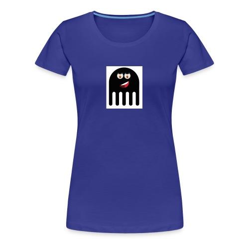 Black Ghost - Frauen Premium T-Shirt