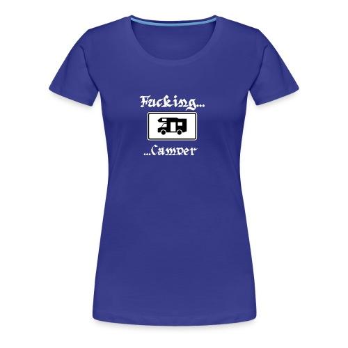 Official GBB Gaming TV Gamer Mode Kollektion - Frauen Premium T-Shirt