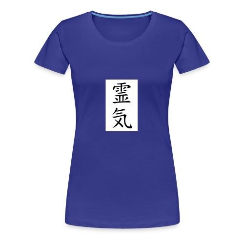REIKI - T-shirt Premium Femme