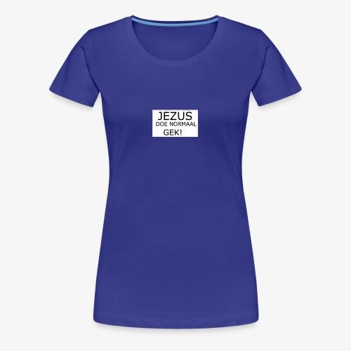 JOOO - Vrouwen Premium T-shirt