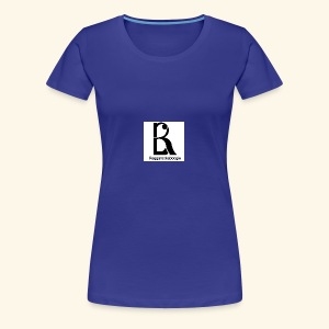 band logo Black - Women's Premium T-Shirt