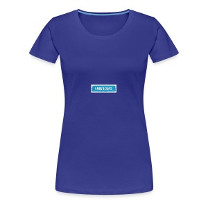 the offical - Women's Premium T-Shirt