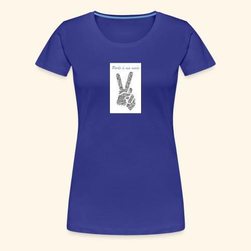 PAMM 1 - T-shirt Premium Femme