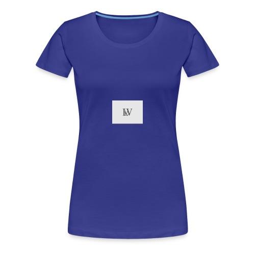 LW - Premium-T-shirt dam