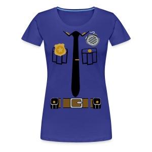 Police Patrol - Women's Premium T-Shirt