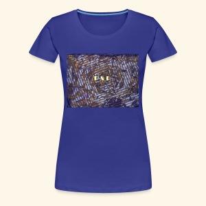 Impression hypnotique Street/Afro/Exotic - T-shirt Premium Femme