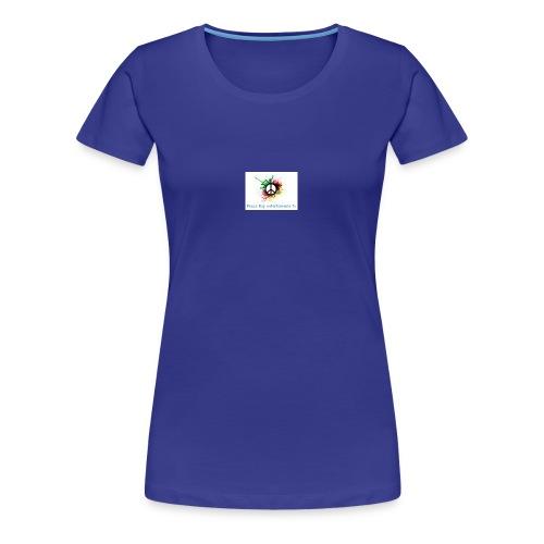 Peace rap entertainmen Tv - Frauen Premium T-Shirt