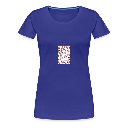 Citation - T-shirt Premium Femme