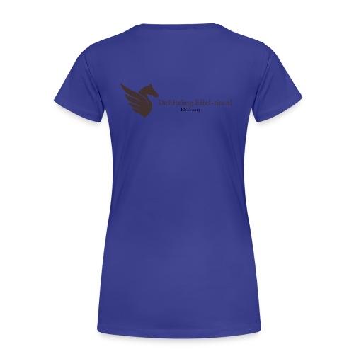 DeEfteling Eftel site nl - Vrouwen Premium T-shirt