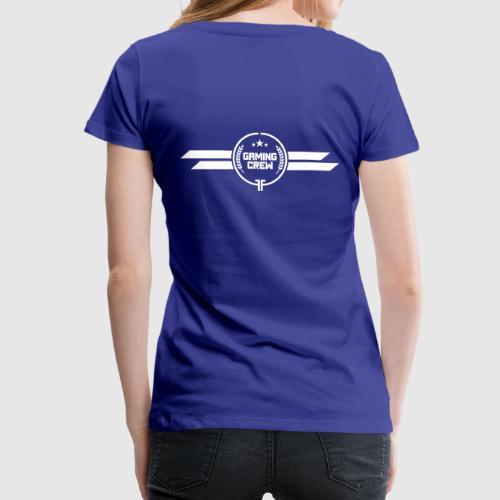 Gaming Crew - Frauen Premium T-Shirt