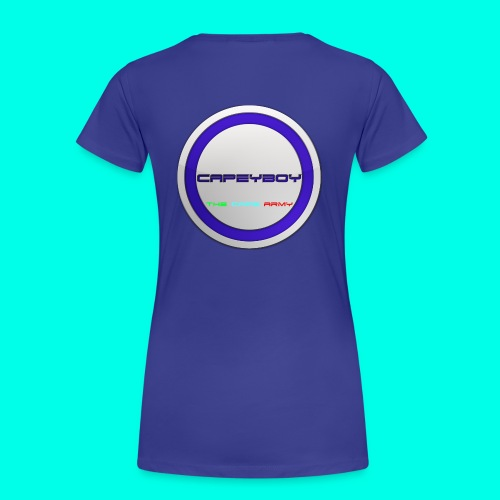 Cape Logo - Women's Premium T-Shirt