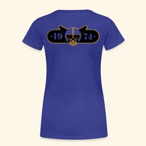 BDMCC 1974 Long Dog - Women's Premium T-Shirt